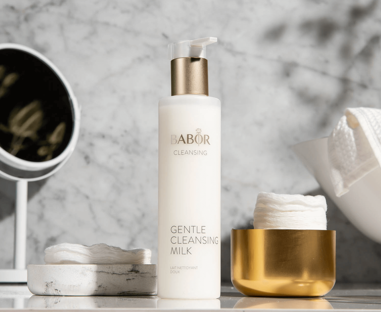BABOR Gentle Cleansing Milk