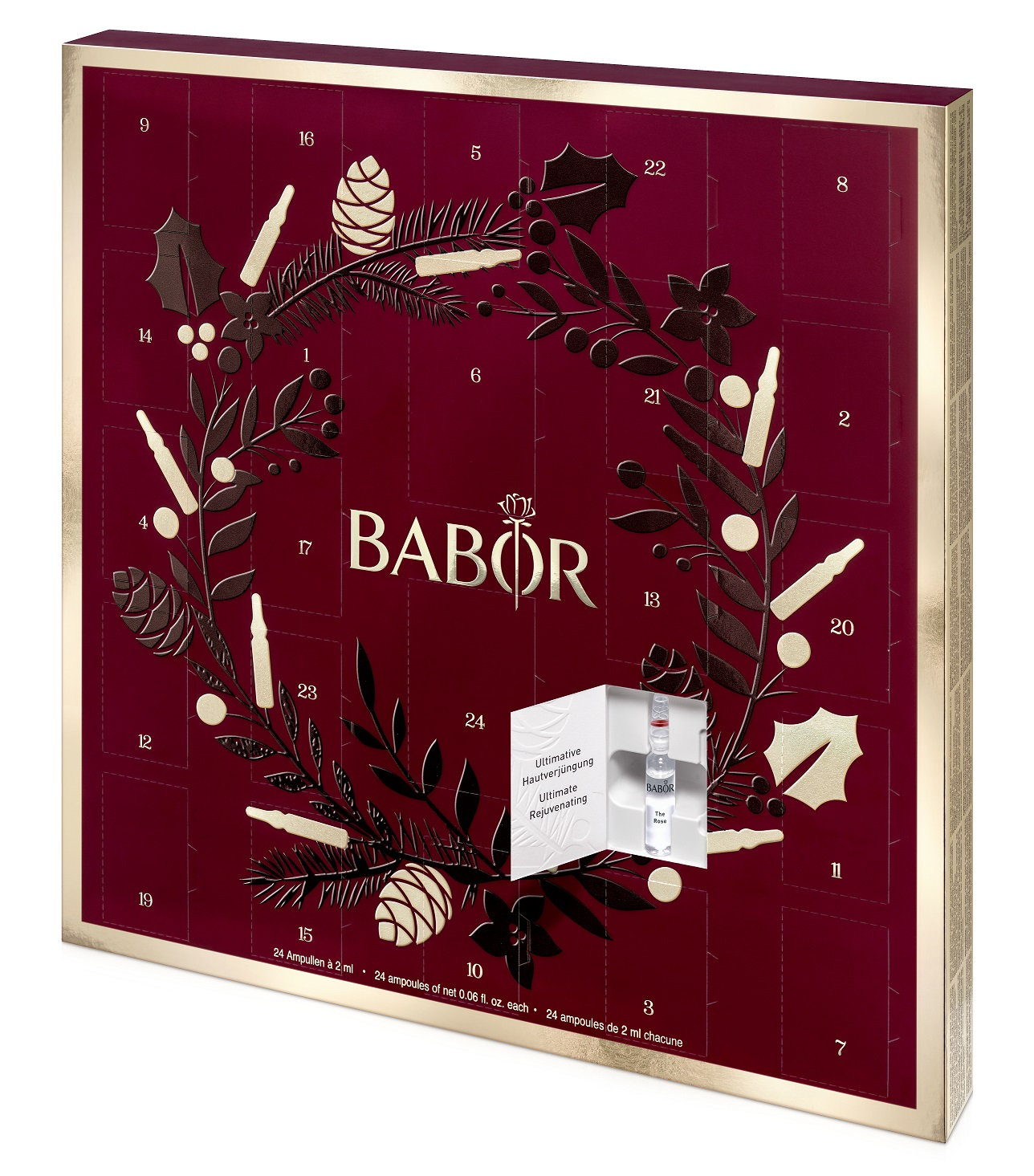 BABOR Adventskalender 2019