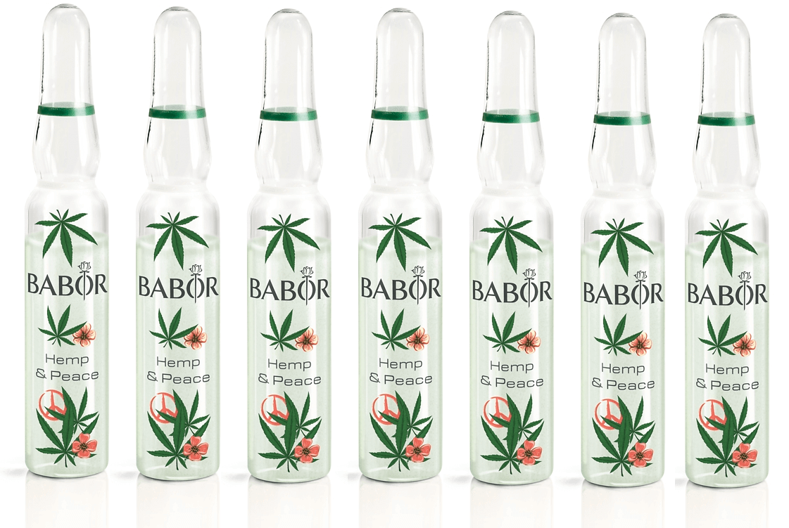 BABOR Chill Out Hemp and Peace Ampullen