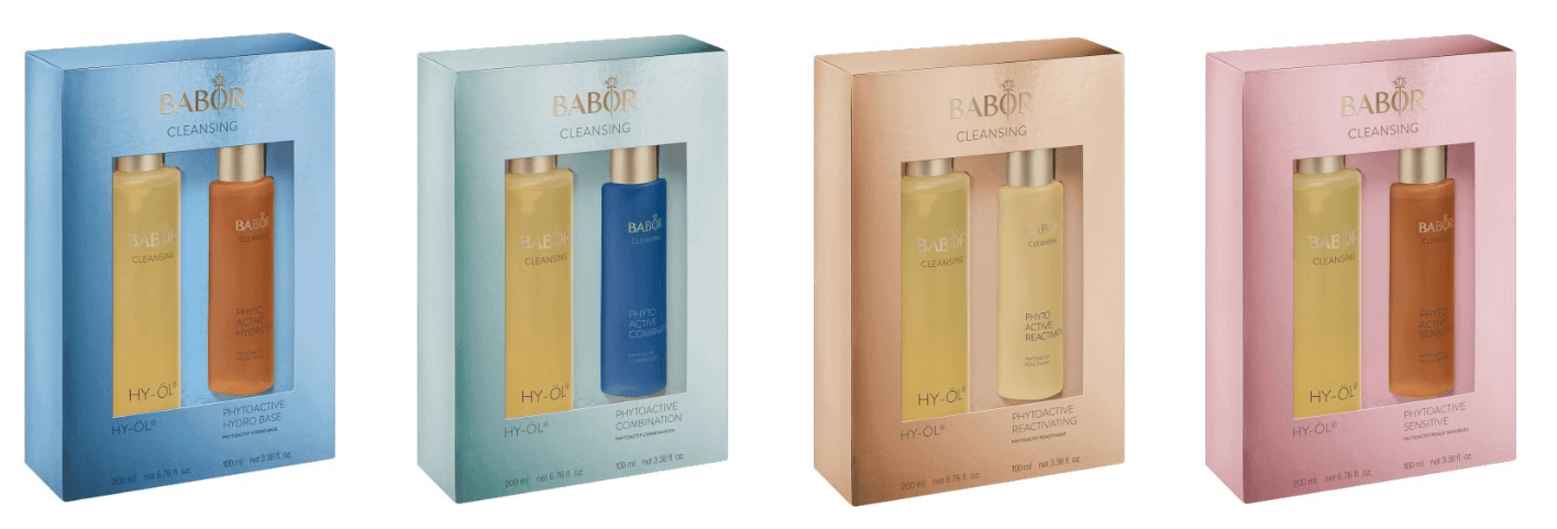 BABOR Cleansing Sets 2019