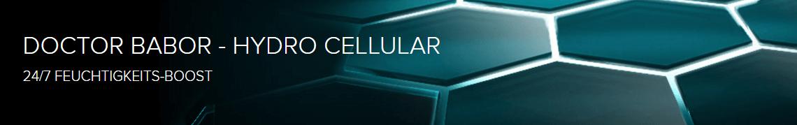 DOCTOR BABOR Hydro Cellular
