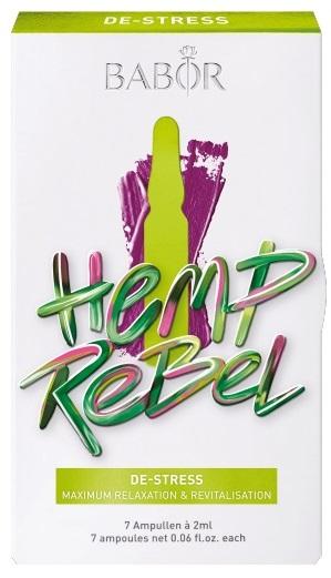 BABOR Hemp Rebel Ampullen - Promo Ampullen 2019 - Limitierte Edition