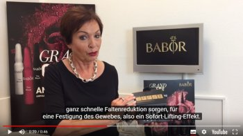 BABOR Grand Cru Ampullen Video