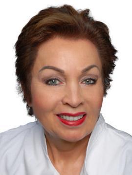 BABOR Kosmetikerin Ruth Bercker
