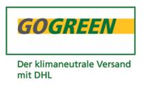 GoGreen - Der klimaneutrale Versand mit DHL