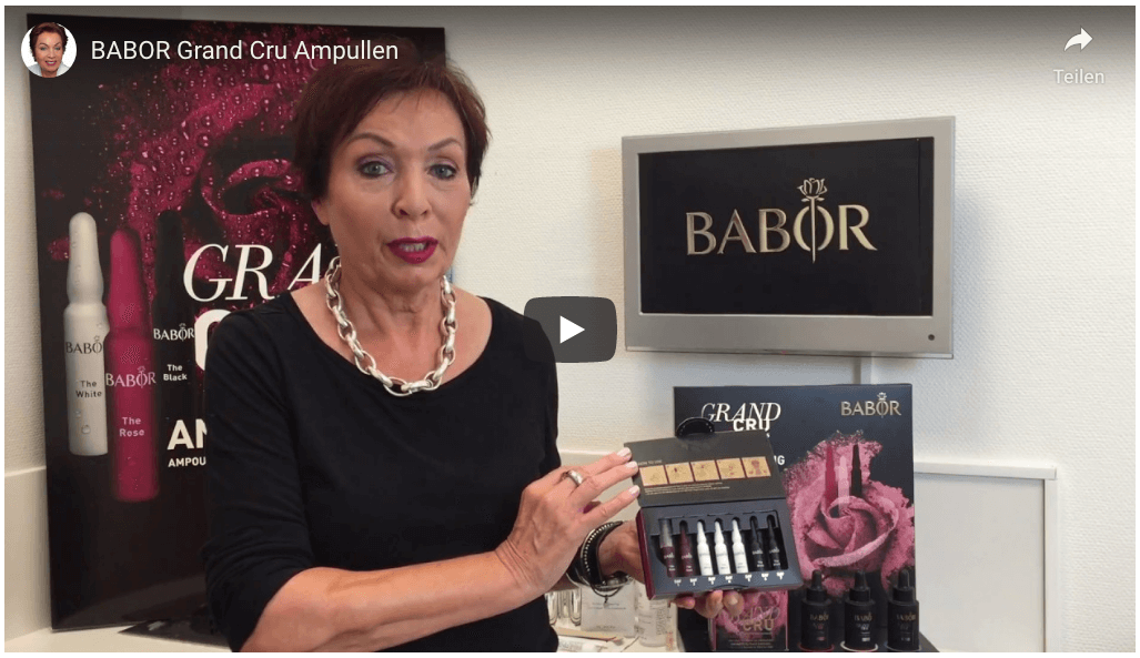 BABOR Grand Cru Video