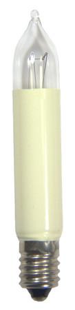 9x Kleinschaftkerze Ersatzkerze Glühbirne Lichterkette 34V 3W Schwibbbogen