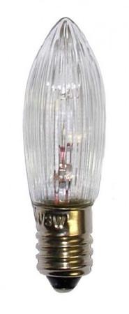 3x Spitzkerze Topkerze Ersatzkerze Glühbirne Lichterkette 23V 3W