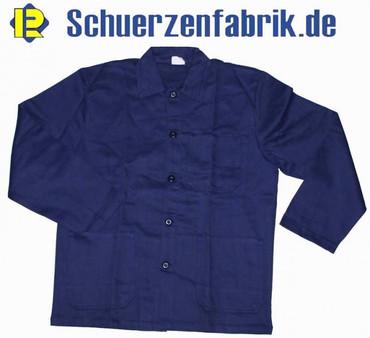 Herren Arbeitsjacke Jacke blau dunkelblau navy