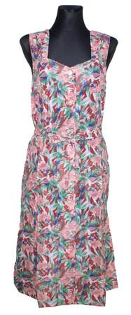 Kleid Trägerkleid Hauskleid Gartenkleid Strandkleid Dederon Nylon – Bild 11