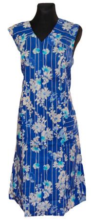 Reißverschluss RV Kittel Schürze Hauskleid Baumwolle  – Bild 7