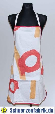 Trägerschürze Latzschürze Schürze Grillschürze Baumwolle/Polyester