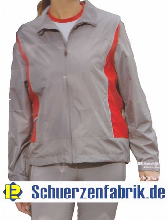 Damen Sportjacke Jacke Weste Walking Running