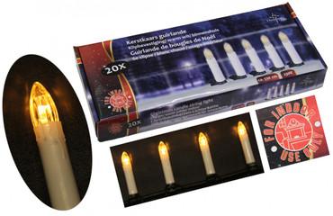 LED Lichterkette Weihnachtsbaumbeleuchtung Innenbeleuchtung – Bild 2