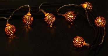 LED Lichterkette Dekoration Weihnachtsbeleuchtung Innenbeleuchtung  – Bild 4