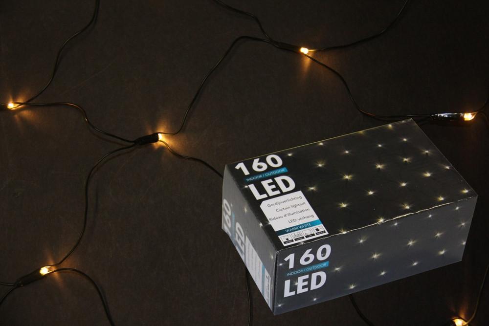 led netzbeleuchtung gitternetz 50 160 leds. Black Bedroom Furniture Sets. Home Design Ideas