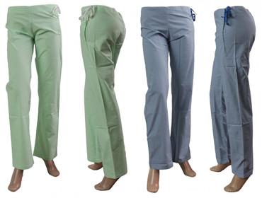 Pflegerhose Schwesternhose Damenhose OP Hose Hose in sportlicher Schnittführung – Bild 1
