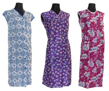 Damenkittel Kittel Schürze Dederon Polyester ohne Arm – Bild 1