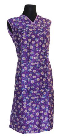 Damenkittel Kittel Schürze Dederon Polyester ohne Arm – Bild 4