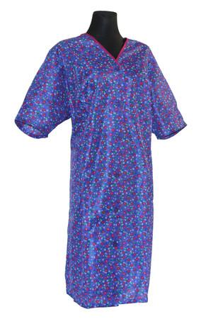 Damen Kittel Schürze Dederon Polyester 2 Taschen – Bild 3