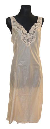Damen Unterkleid Unterrock mit Spitze – Bild 22