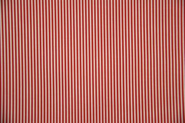 Baumwolle Stoff rot gestreift Meterware  blau gestreift Dekorationsstoff Bekleidungsstoff – Bild 2