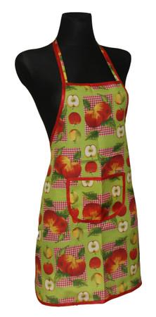 Trägerschürze fleckabweisend Polyester Latzschürze Schürze Kochschürze  – Bild 3
