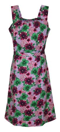 Kleid Hauskleid Gartenkleid Strandkleid Sommerkleid – Bild 2