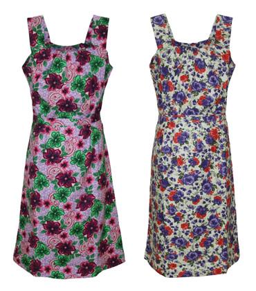 Kleid Hauskleid Gartenkleid Strandkleid Sommerkleid