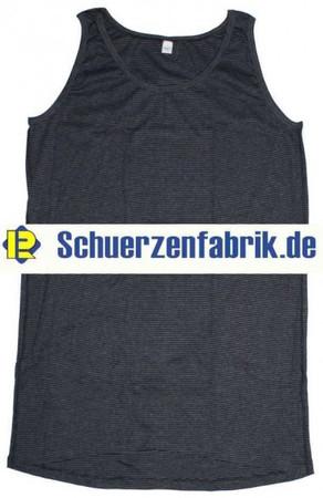 Herren Unterhemd Hemd Achselhemd Unterwäsche Größe 16 anthrazit