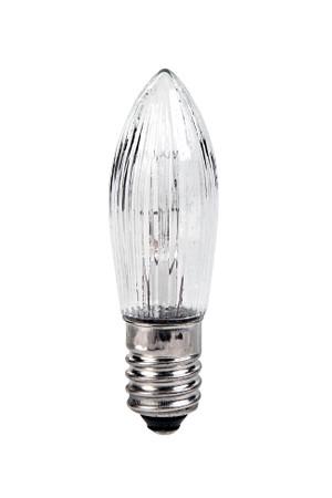 10x Spitzkerze Topkerze Ersatzkerze Glühbirne Lichterkette