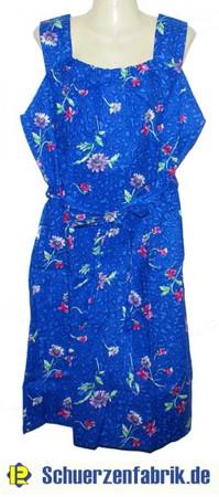 Kleid Trägerkleid Hauskleid Gartenkleid Strandkleid