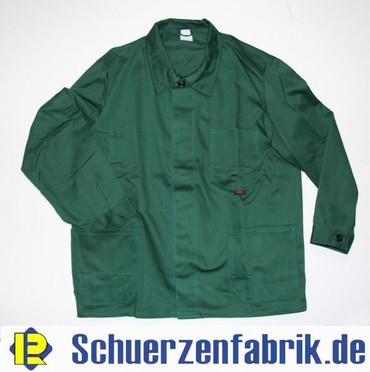 Herren Arbeitsjacke Langjacke Jacke grün