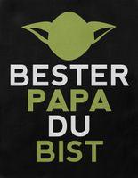 Mikalino Baby / Kinder T-Shirt mit Spruch für Jungen Mädchen Unisex kurzarm Bester Papa Du bist | handbedruckt in Deutschland | Handmade with love 001