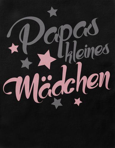 Baby / Kinder T-Shirt kurzarm Papas kleines Mädchen