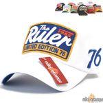 Ruler Baseball Cap weiß 001