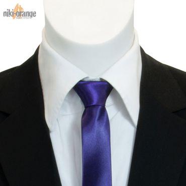 Skinny Tie (5 cm) – Bild 21
