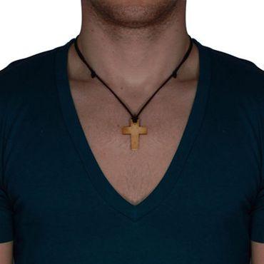 Simplicity Weiß White Fashionkette Modekette Jesus Torturkreuz