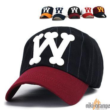 W Baseball Cap – Bild 4