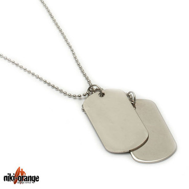 Padera Dog Tag