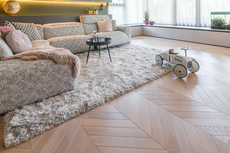 Parquet e pavimenti in legno di qualità pregiata