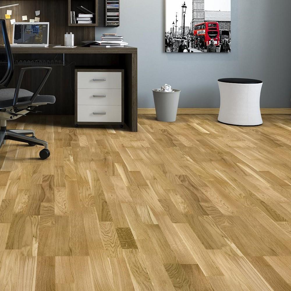 Stock di magazzino -48% Pavimento in legno parquet prefinito Rovere ...