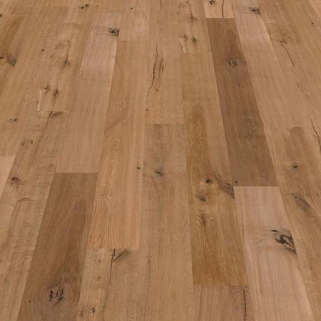 Stock di magazzino %%% Parquet Pavimento in legno Rovere SAFARI piallato a mano oliato naturale Plancia unica a 3 strati 1860x189x15mm, Traditional Collection – Immagine 3