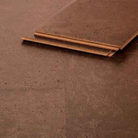Pavimento Parquet prefinito in sughero verniciato a 3 strati, 900x290x10,5mm Corcasa Sabena – Immagine 1