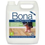 Bona Spray Mop Parkettreiniger, Wood Floor Cleaner 4 Liter Nachfüllkanister 001