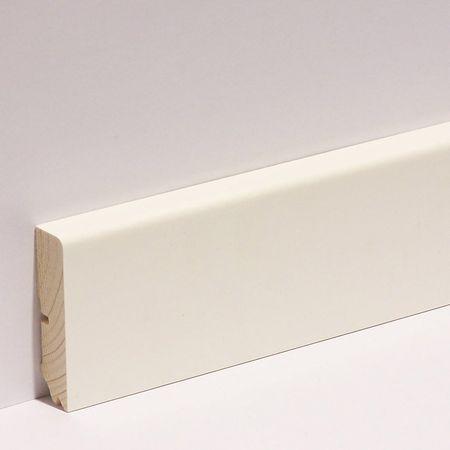 Battiscopa Profilo 631 UM foliato Bianco 16x58x2700mm