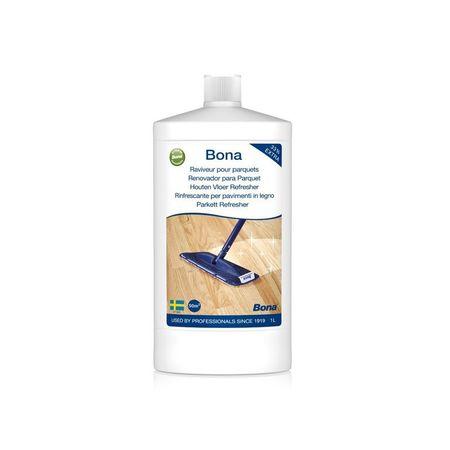 Bona Parkett Refresher 1l, Pflegemittel für versiegelte Holzböden