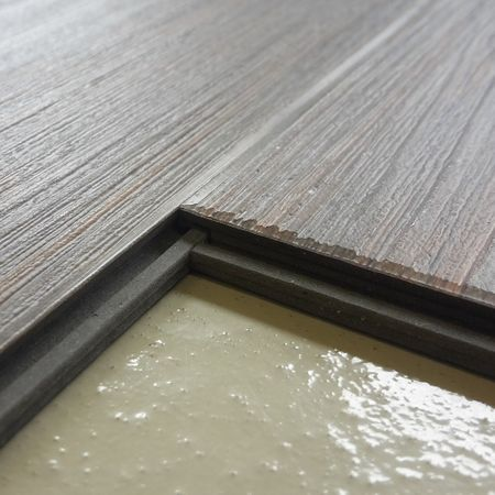 Restposten -60% Vinylboden Gerflor Creation 55 Clic, 0457 Buffalo, 1000x176x5mm – Bild 4