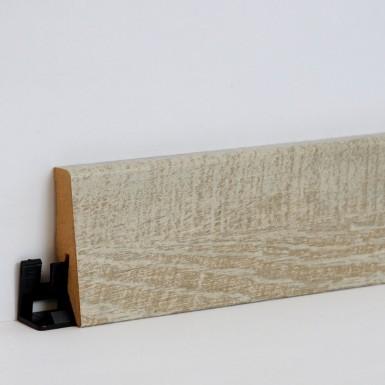 Sockelleiste MDF foliert Tami Eiche Gelaugt 20x58x2500mm, 148976-58 – Bild 2