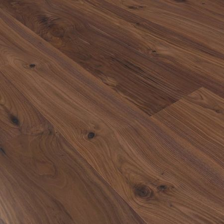 Pavimento in legno Noce americano oliato, Plancia unica a 3 strati 1860x189x15mm Collection Earth CE163 – Immagine 3